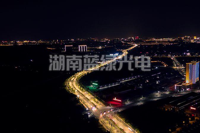湘潭市芙蓉大道全景12